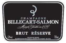Sparkling Billecart Salmon Champagne Brut Reserve