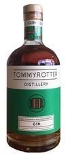 Spirits Tommyrotter Distillery Cask Strength Bourbon Barrel Gin 122 Proof