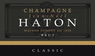 Sparkling Jean-Noel Haton Champagne Brut Classic Blanc de Noirs