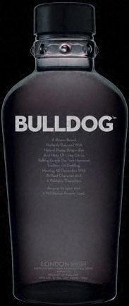 Spirits Bulldog Gin