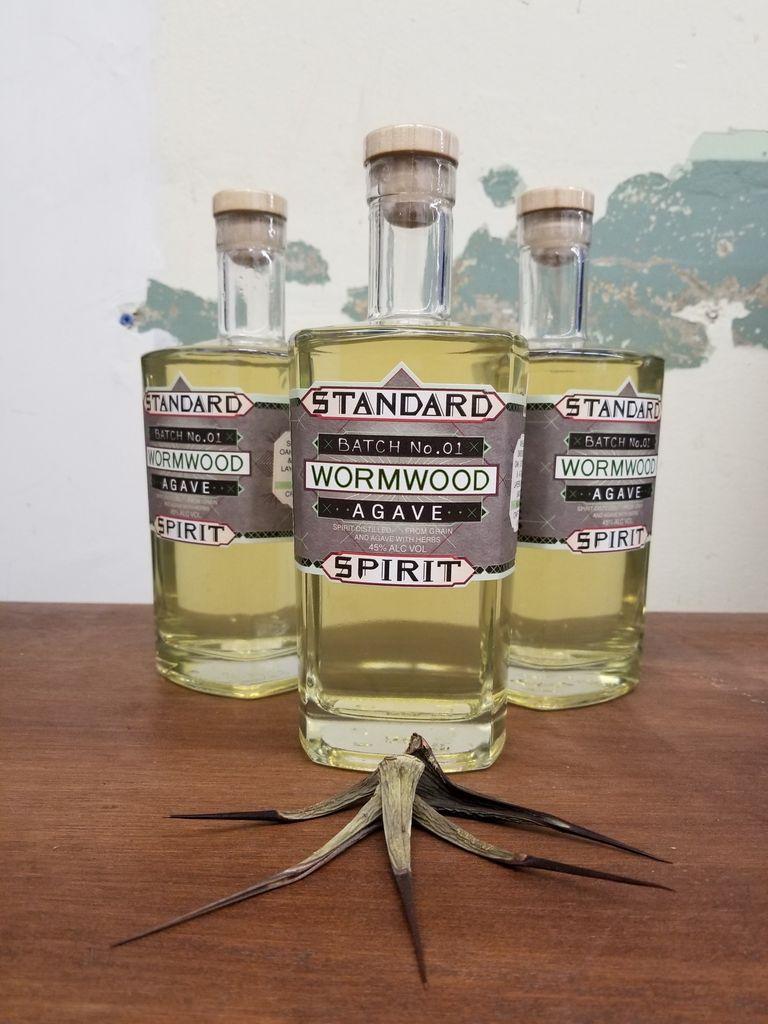 Spirits Standard Wormwood Agave Spirit 750ml