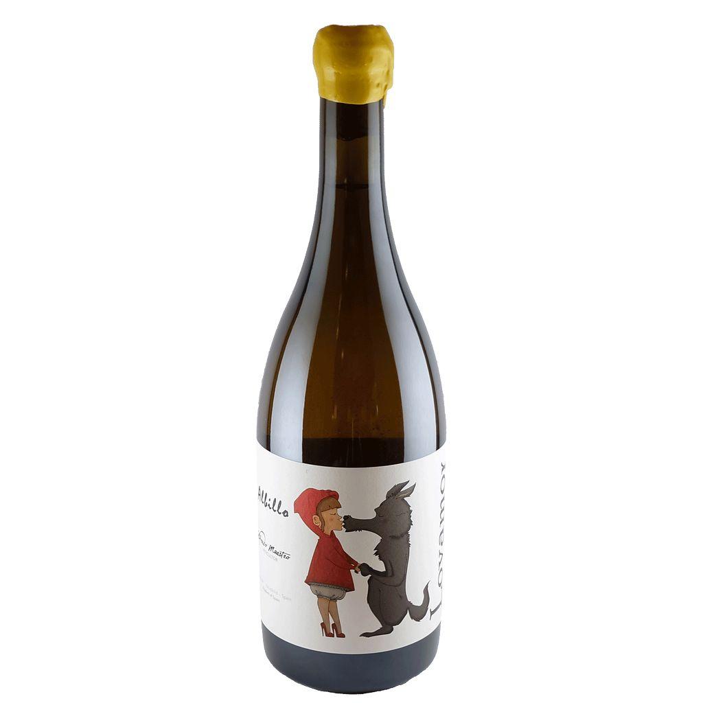 Wine Alfredo Maestro 'Lovamor' Albillo 2016