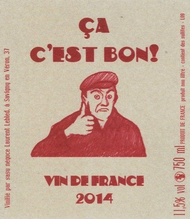 Wine Ca Cest Bon Gamay 1.5L 2016