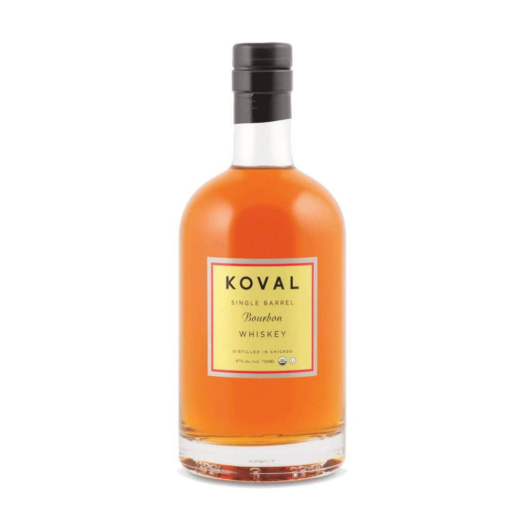 Spirits Koval Single Barrel Bourbon 94°