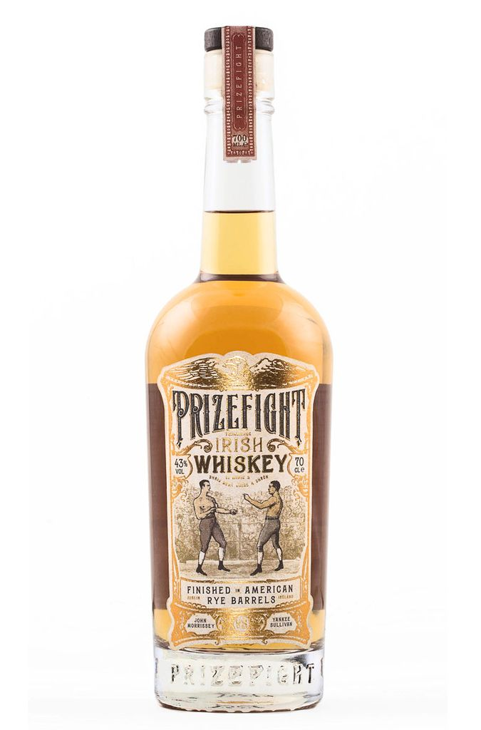 Spirits Prizefight Irish Whiskey 86°