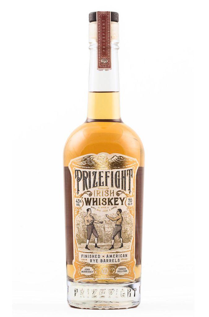Spirits Prizefight Irish Whiskey