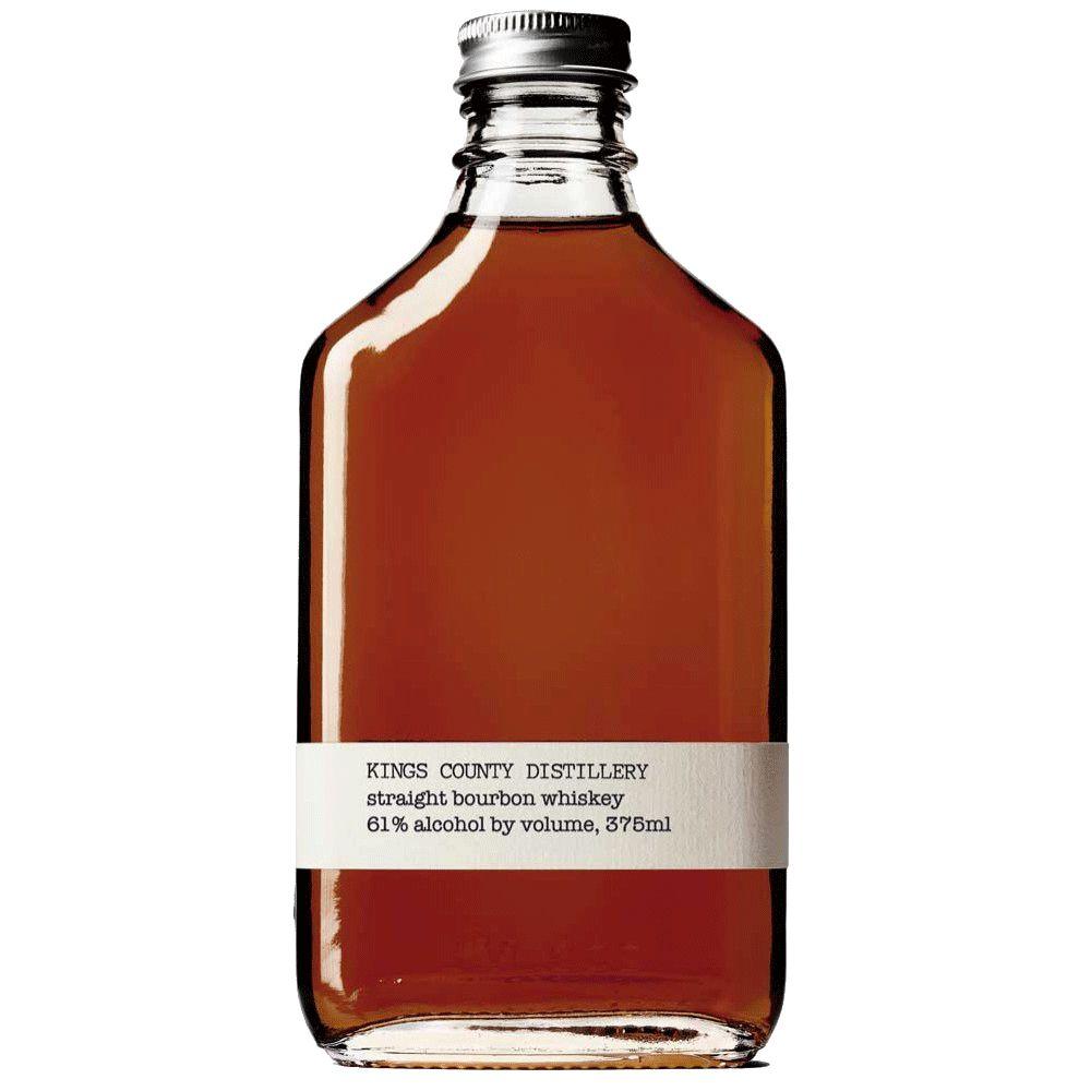Spirits Kings County Distillery Straight Bourbon Barrel Strength 200ml