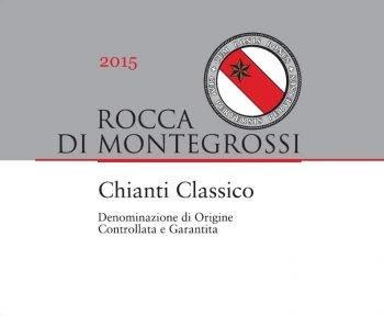 Wine Rocca di Montegrossi Chianti Classico 2015