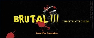 Wine Tschida Brutal 2016 1.5L