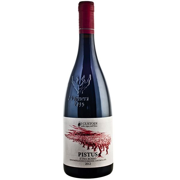 Wine I Custodi Etna Rosso 'Pistus' 2014