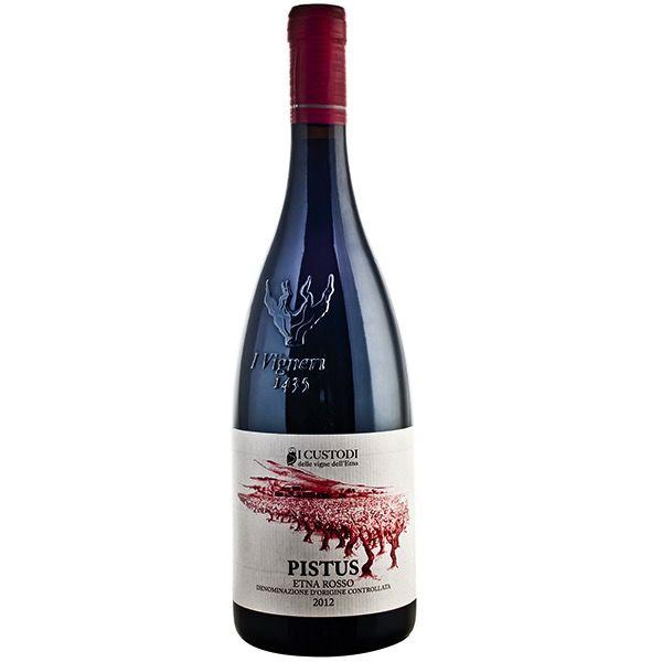 Wine I Custodi Etna Rosso 'Pistus' 2015