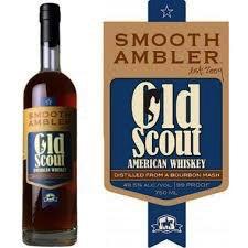 Spirits Smooth Ambler Bourbon Whiskey Old Scout
