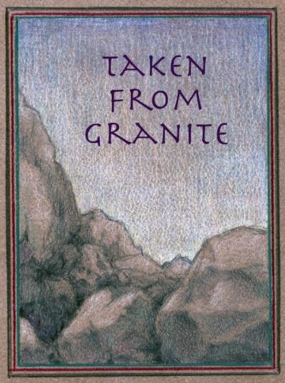 Wine Taken from Granite Claret 'Elegance' 1996