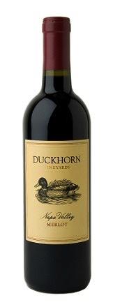 Wine Duckhorn Merlot Napa Valley 2014