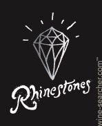 Wine Bow & Arrow 'Rhinestones' 2016