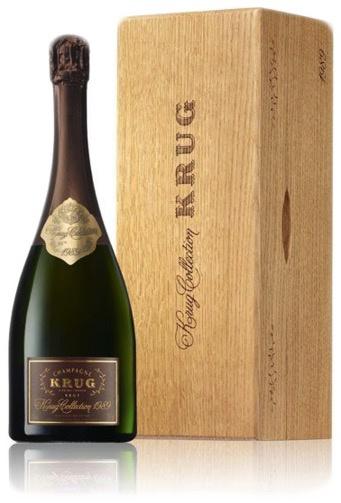 Sparkling Krug Champagne 1995 1.5L owc