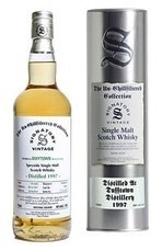 Spirits Unchillfiltered Signatory Dufftown Single Malt Scotch Whisky Vintage 1997 Hogshead