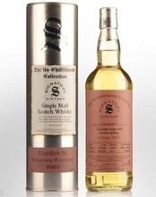 Spirits Unchillfiltered Signatory Longmorn Single Malt Scotch Whiskey Vintage 2002 Bourbon Hogshead