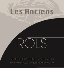Wine Domaine Rols 'Les Anciens' Red 2015