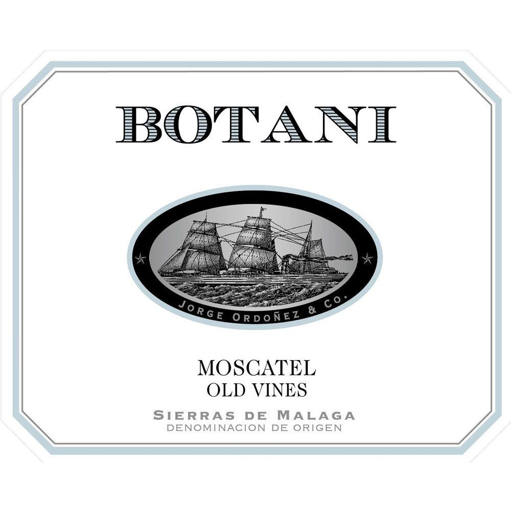 Wine Botani Moscatel Old Vines 2015