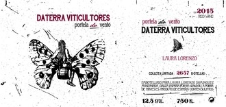 Wine Laura Lorenzo Ribeira Sacra Portela Vento da Terra Viticultores 2016