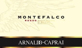 Wine Arnaldo Caprai Montefalco Rosso 2014