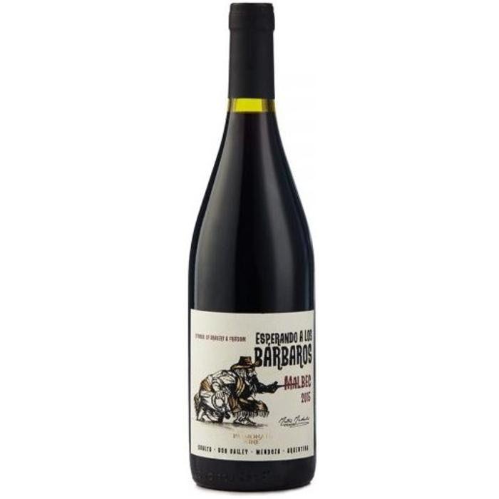 Wine Michelini Bros. Malbec 'Esperando a Los Barbaros' 2017