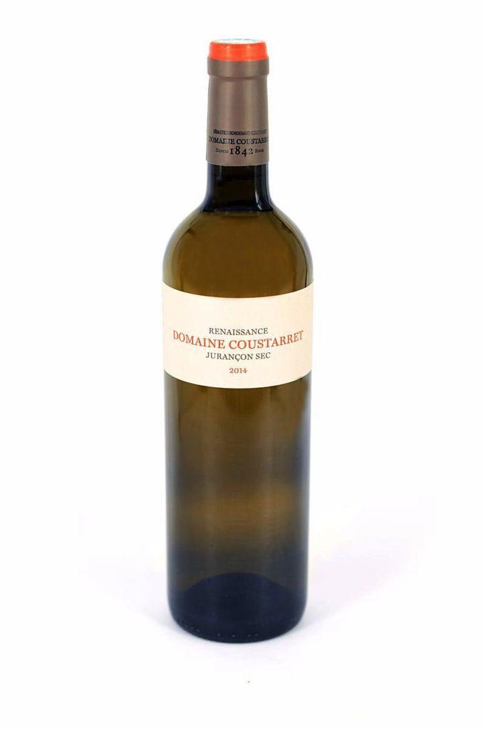 Wine Domaine Bordenave-Coustarret, Jurançon Sec 'Renaissance' 2015