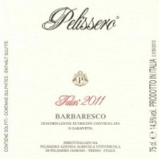 Wine Pelissero Barbaresco Tulin 2011 3L