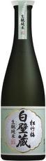 Wine Takara Shuzo Shirakabe Gura kimoto Tokubetsu Junmai Sake 640ml