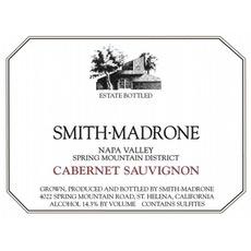 Wine Smith Madrone Cabernet Sauvignon Napa Valley2014