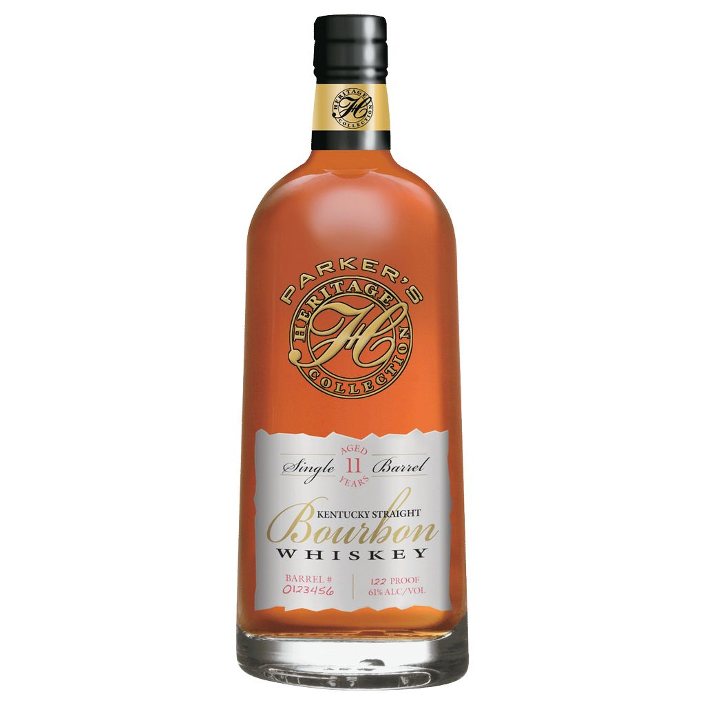 Spirits Parker's Heritage Bourbon Single Barrel Aged 11 Years 122°