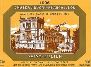 Wine Ch. Ducru Beaucaillou 2006