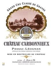 Wine Chateau Carbonnieux Pessac-Leognan Rouge 2012