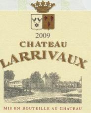 Wine Chateau Larrivaux 2011