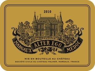Wine Château Palmer, Margaux Alter Ego de Palmer 2009