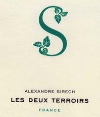 Wine Sirech les Deux Terroirs VDP Blanc 2016