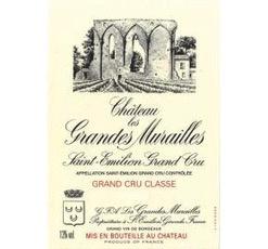 Wine Ch. Les Grandes Murailles 2003