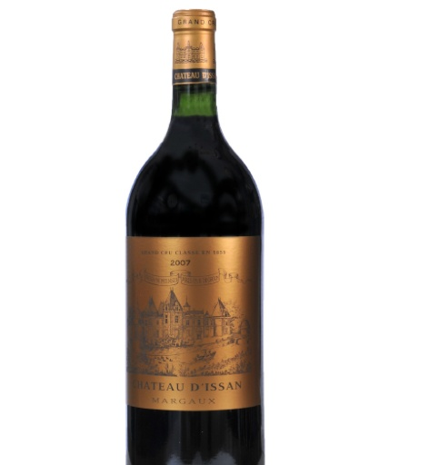 Wine Chateau d'Issan 2007
