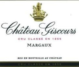 Wine Ch. Giscours 2007