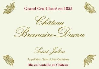 Wine Ch. Branaire Ducru 2008