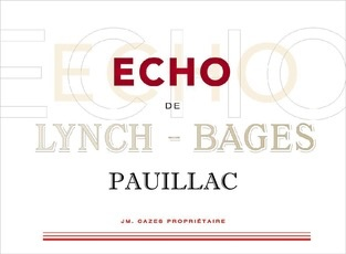 Wine Château Lynch-Bages, Echo de Lynch Bages Pauillac 2014 375ml