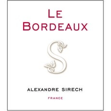 Wine Le Bordeaux De Sirech 2015