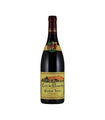 Wine Chateau Thivin Cote de Brouilly 375ml 2016