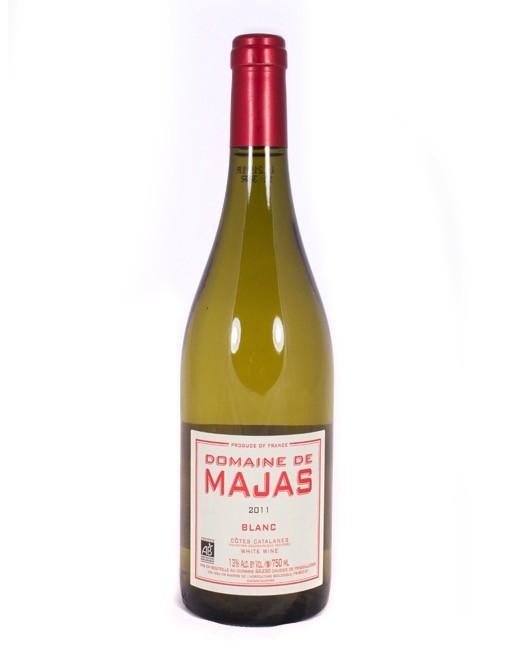 Wine Domaine de Majas Blanc 2016