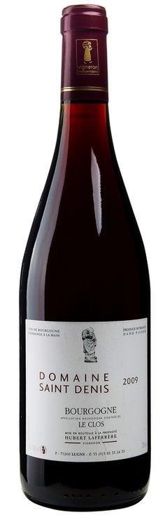Wine Domaine Saint Denis Bourgogne 'Le Clos' 2015