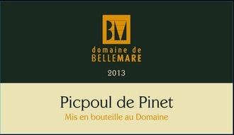 Wine Belle Mare Picpoul de Pinet 2016
