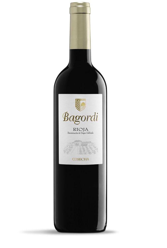 Wine Bodegas Bagordi Rioja Tinto Cosecha 2015