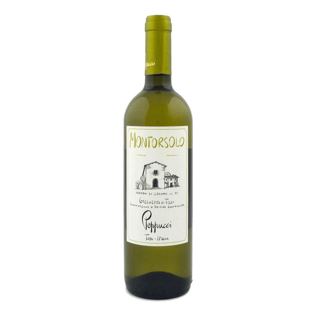 Wine Cantina Peppucci Montorsolo Grechetto di Todi 2016