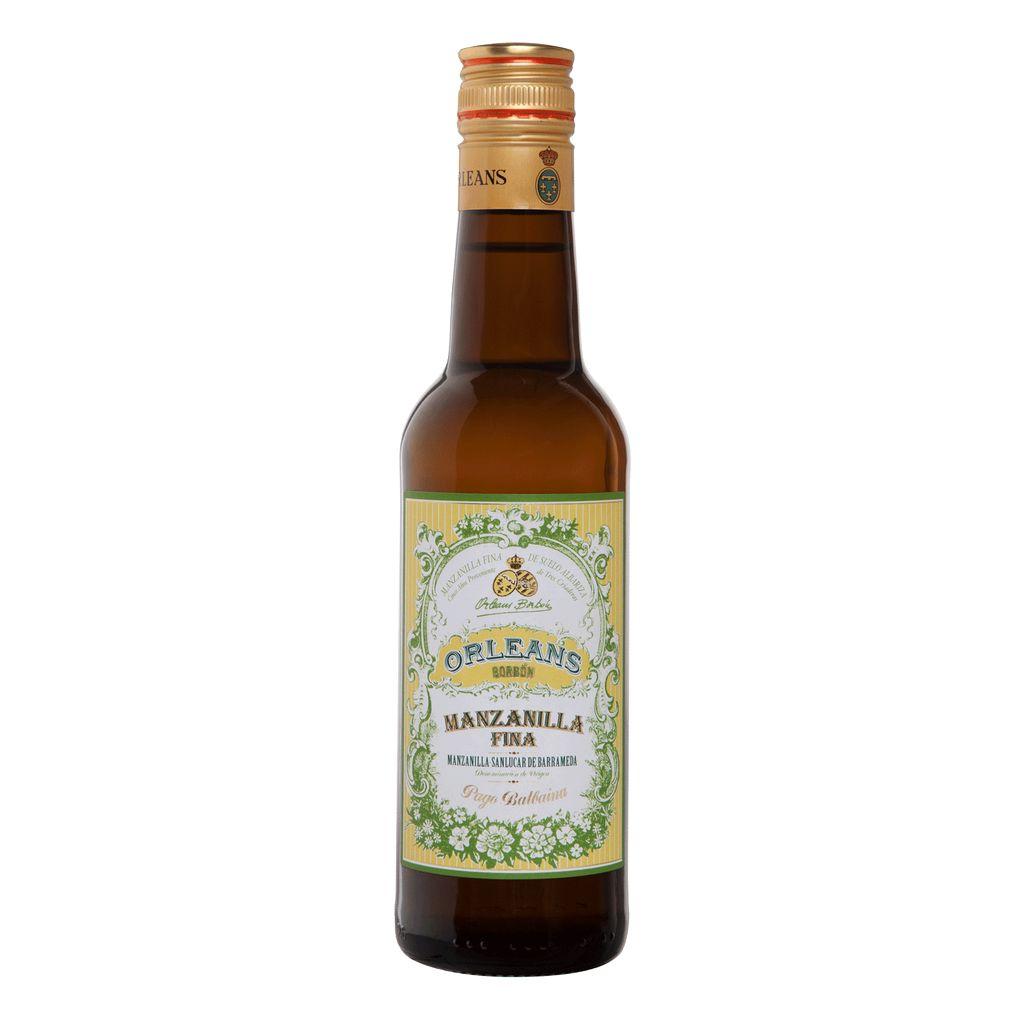 Wine Orleans Borbón Manzanilla Fina NV